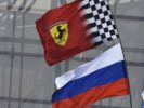 Flag RUSSIAN GP F1/2017