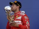 Sebastian Vettel GP RUSSIA F1/2017