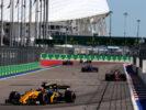 Nico Hulkenberg (GER) Renault Sport F1 Team RS17. Russian Grand Prix, Sunday 30th April 2017. Sochi Autodrom, Sochi, Russia.