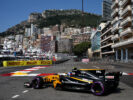Jolyon Palmer (GBR) Renault Sport F1 Team RS17. Monaco Grand Prix, Saturday 27th May 2017. Monte Carlo, Monaco.