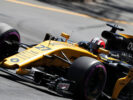 Nico Hulkenberg (GER) Renault Sport F1 Team RS17. Monaco Grand Prix, Sunday 28th May 2017. Monte Carlo, Monaco.
