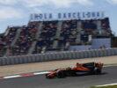 Circuit de Catalunya, Barcelona, Spain. Saturday 13 May 2017. Fernando Alonso, McLaren MCL32 Honda.