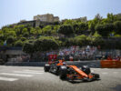 Monte Carlo, Monaco. Saturday 27 May 2017. Jenson Button, McLaren MCL32 Honda.