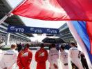 Drivers photo Sochi Autodrom, Sochi, Russia. Sunday 30 April 2017.