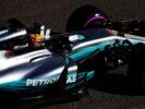 Mercedes Lewis Hamilton Russian GP F1/2017