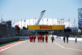 Ferrari's 2020 Russian F1 GP Preview