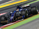 Pascal Wehrlein Spanish GP F1/2017