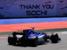 Pascal Wehrlein Sauber Russian GP F1/2017