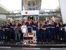 Sauber Team at Spanish GP F1/2017