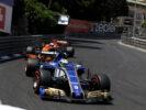 Marcus Ericsson (SWE) Sauber F1 Team. Monaco Street Circuit. Monaco GP F1/2017