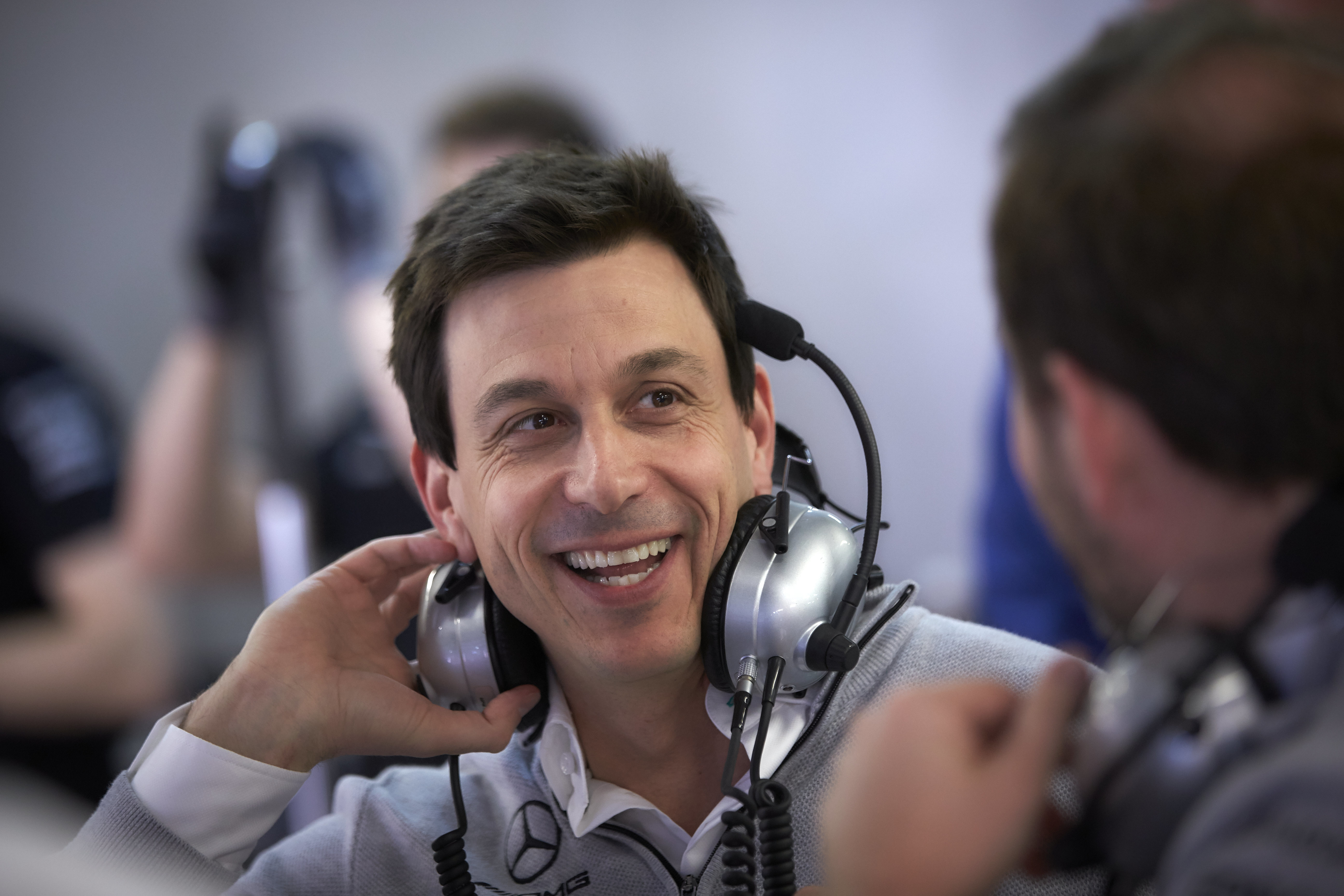 Toto Wolff 2020 Beyond the Grid Podcast