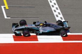 Formula One - Mercedes-AMG Petronas Motorsport, Russian GP 2017. Lewis Hamilton;
