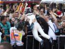Formula One - Mercedes-AMG Petronas Motorsport, Russian GP 2017.; Valtteri Bottas winner of the race.