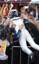Valtteri Bottas relives his first Formula 1 win