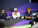 Formula One - Mercedes-AMG Petronas Motorsport, Spanish GP 2017. Lewis Hamilton, Max Verstappen & Marcus Ericsson