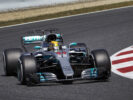 Formula One - Mercedes-AMG Petronas Motorsport, Spanish GP 2017. Lewis Hamilton