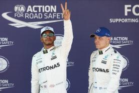 Formula One - Mercedes-AMG Petronas Motorsport, Spanish GP 2017. Lewis Hamilton, Valtteri Bottas
