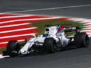 Circuit de Catalunya, Barcelona, Spain. Friday 12 May 2017. Felipe Massa, Williams FW40 Mercedes.
