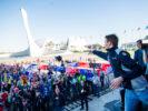 Daniil Kvyat of Scuderia Toro Rosso and Russia during previews to the Formula One Grand Prix of Russia on April 27, 2017 in Sochi, Russia.