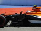 Sochi Autodrom, Sochi, Russia. Saturday 29 April 2017. Stoffel Vandoorne, McLaren MCL32 Honda.