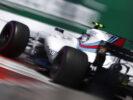 Sochi Autodrom, Sochi, Russia. Saturday 29 April 2017. Lance Stroll, Williams FW40 Mercedes.