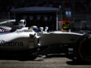 Circuit de Catalunya, Barcelona, Spain. Saturday 13 May 2017. Felipe Massa, Williams FW40 Mercedes, in the pit lane.