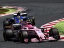Esteban Ocon (FRA) Sahara Force India F1 VJM10. Spanish Grand Prix, Sunday 14th May 2017. Barcelona, Spain.