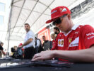 Kimi Raikkonen Ferrari GP CANADA F1/2017