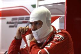 Sebastian Vettel GP CANADA F1/2017
