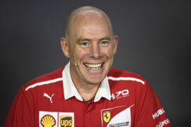 Jock Clear to be Leclerc's race engineer