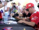 Kimi Raikkonen Ferrari GP AZERBAIJAN F1/2017