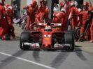 Sebastian Vettel Ferrari GP CANADA F1/2017