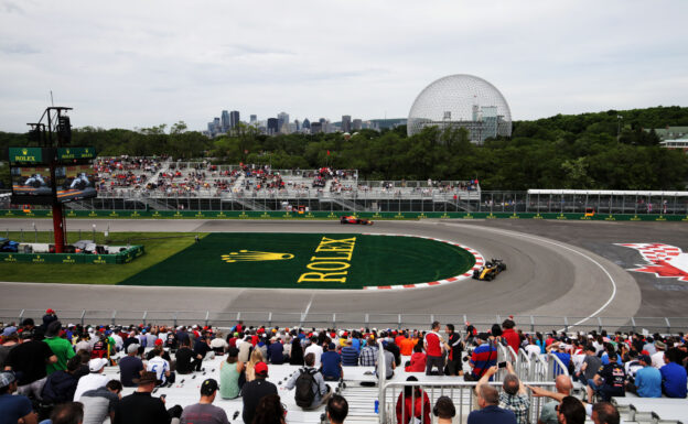 Fate of Canadian F1 event depends on money this year