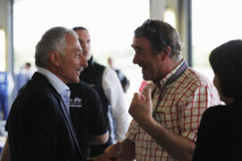 Riccardo Patrese 2020 Beyond the Grid interview