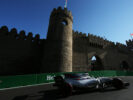 Baku City Circuit, Baku, Azerbaijan. Saturday 24 June 2017. Felipe Massa, Williams FW40 Mercedes.