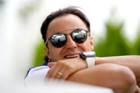 Baku City Circuit, Baku, Azerbaijan. Thursday 22 June 2017. Felipe Massa, Williams Martini Racing.