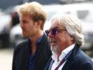 Both Rosberg's drive their WC car in Monaco