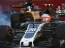 Kevin Magnussen Haas on track Pirelli Azerbaijan GP F1 2017 Baku City Circuit, Baku, Azerbaijan. Sunday 25 June 2017.