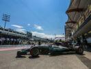Formula One - Mercedes-AMG Petronas Motorsport, Azerbaijan GP 2017. Lewis Hamilton