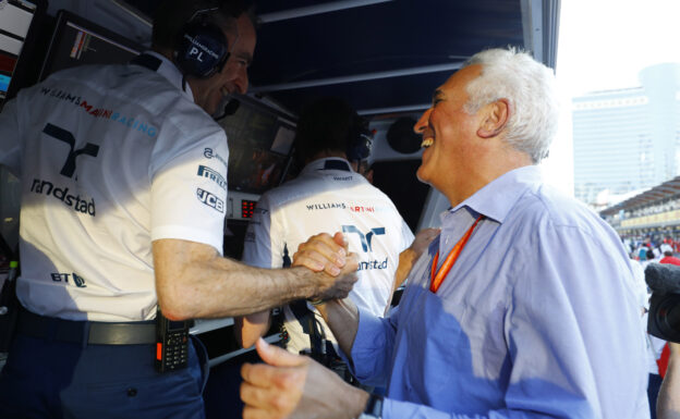 Wolff is Lawrence Stroll's lap dog