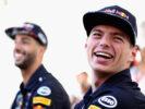 Verstappen & Ricciardo Q&A video at Monaco