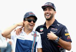 Massa understands Ricciardo's Renault 'risk'