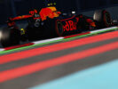 Max Verstappen of the Netherlands driving the (33) Red Bull Racing Red Bull-TAG Heuer RB13 TAG Heuer on track during practice for the Azerbaijan Formula One Grand Prix at Baku City Circuit on June 23, 2017 in Baku, Azerbaijan.