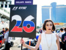 Daniil Kvyat of Scuderia Toro Rosso and Russia during the Azerbaijan Formula One Grand Prix at Baku City Circuit on June 25, 2017 in Baku, Azerbaijan.
