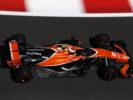 Baku City Circuit, Baku, Azerbaijan. Saturday 24 June 2017. Stoffel Vandoorne, McLaren MCL32 Honda.