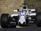 Baku City Circuit, Baku, Azerbaijan. Friday 23 June 2017. Felipe Massa, Williams FW40 Mercedes.