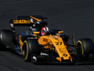 Nico Hulkenberg (GER) Renault Sport F1 Team RS17. Hungarian Grand Prix, Sunday 30th July 2017. Budapest, Hungary.