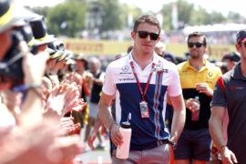 Hungaroring, Budapest, Hungary. Sunday 30 July 2017. Paul di Resta, Williams Martini Racing.