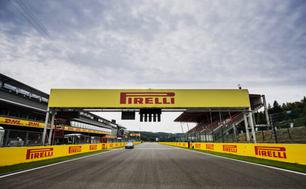 2017 FIA Formula 2 Round 8. Spa-Francorchamps, Spa, Belgium. Thursday 24 August 2017. A view of the track.