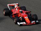 G.P. BELGIO F1/2017 - SPA FRANCORCHAMPS Kimi Raikkonen on track
